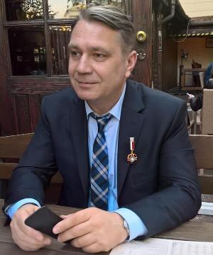 Robert F. Barkowski: Odznaka honorowa Zasłużony dla Kultury Polskiej_6