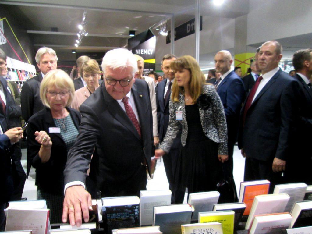 Robert F. Barkowski: Warschauer Buchmesse 2017_2