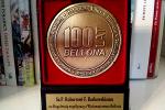 Robert F. Barkowski: medal 100 lat Bellona