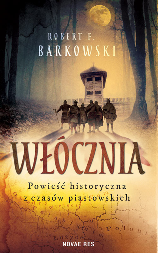 Robert F. Barkowski: Włócznia