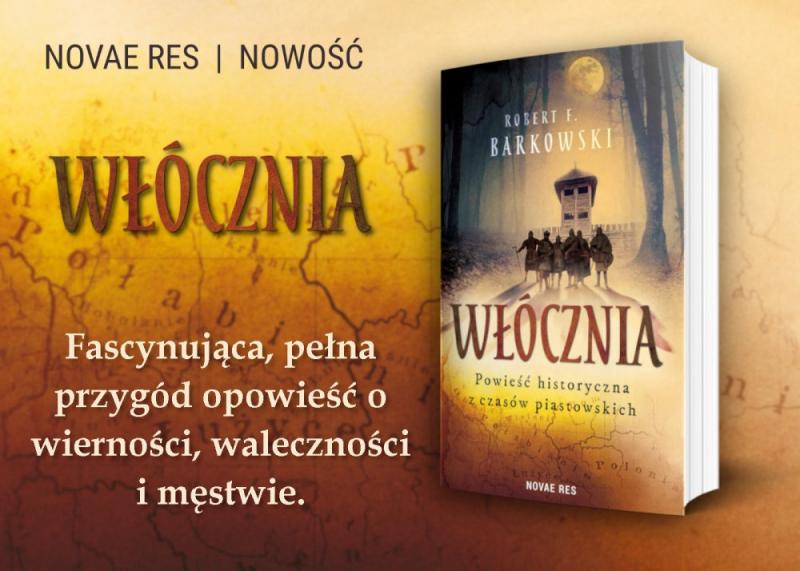 Robert F. Barkowski: wywiad o książce Włócznia -1